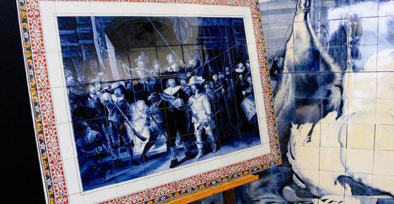 Porcelánová mánie v Evropě: Luxusní zboží, které se vyvažovalo zlatem, poprvé přivezl benátský kupec Marco Polo