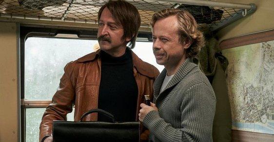 Luďan z Most!u jako Landovský a Bartoška jako filosof Patočka. Film Havel je hotov. Kdy ho uvidíte?
