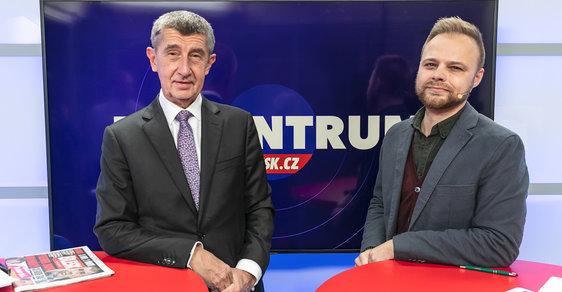 Andrej Babiš: Proč bych rezignoval? Vždyť dělám dobrou práci. V říjnu 2021 povedu ANO do voleb