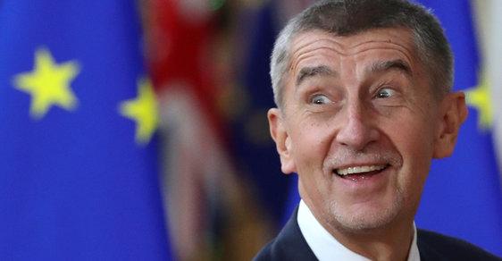 Babišův nemístný pláč a spor o rozpočet EU: Bohatší země by neměly donekonečna živit ty méně schopné