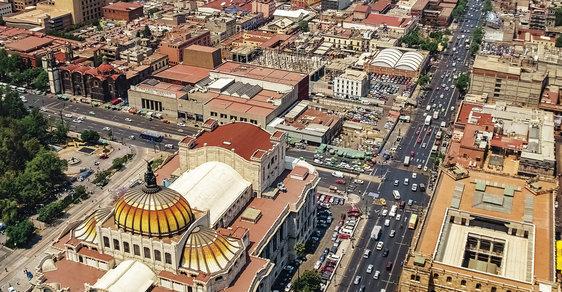 Barevné a radostné Mexiko: Srdce, které tepe v rytmu mariachis
