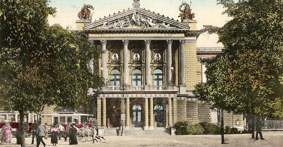 Opera na dálnici: Příběh pražské Státní opery je i příběhem česko-německých vztahů