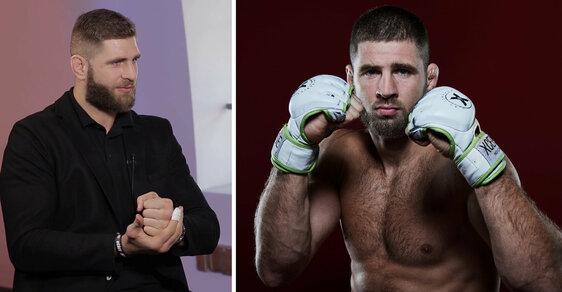 Jiří Denisa Procházka triumfoval v prvním zápase v UFC. Jdu to tam vysekat, řekl dříve Reflexu