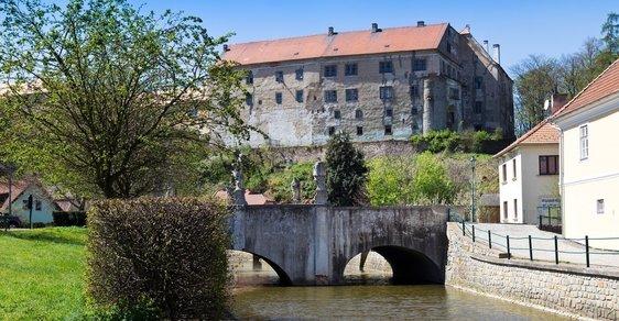 Zmenšené Hradčany: Městečko Brtnice se může pochlubit podobným panorámatem jako česká metropole
