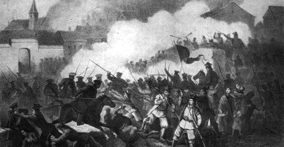 Polské povstání proti ruské okupaci skončilo v kaluži polské krve. Povstalců se nezastal ani papež