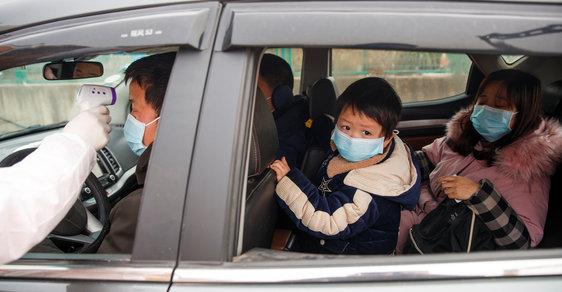 Koronavirus zabil v Číně už 106 lidí, nakažených je přes 4000. Německo potvrdilo první případ nákazy