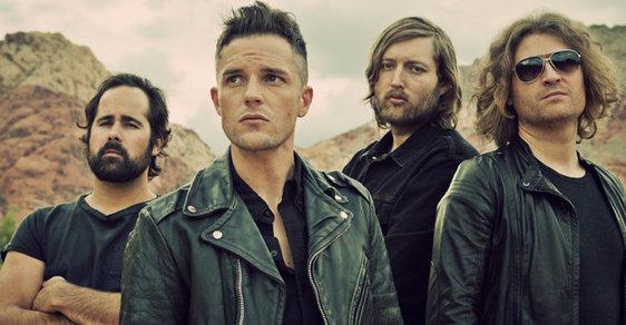 The Killers! Zabijáci z Las Vegas budou hlavní hvězdou festivalu Colours of Ostrava 2020