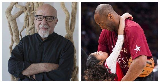 Kobe Bryant rozepsal knihu pro děti. Jeho spoluautor Paolo Coelho ji celou smazal