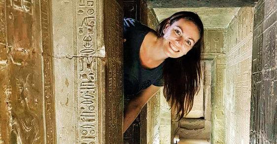 Egypt očima Češky: Lidé si tu běžně volají i po půlnoci