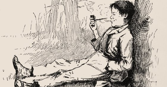Huckleberry Finn zažívá svá dobrodružství už 135 let a pořád nemá dost