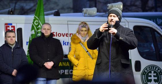 Fenomén Kotleba: Slovensko čekají za týden parlamentní volby. Jejich možný výsledek nahání strach