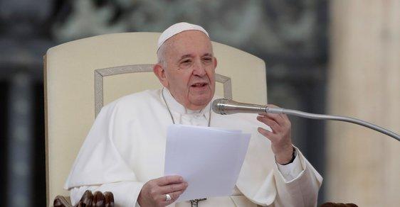 Pohanský Papež: František vůbec nepotírá herezi, která může rozdělit římskokatolickou církev