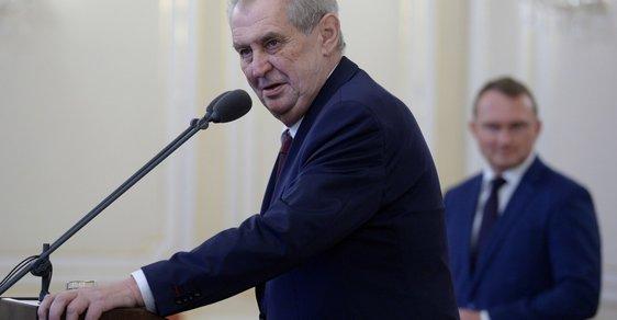 Stát se musí omluvit za Zemanovy výroky na adresu Ferdinanda Peroutky