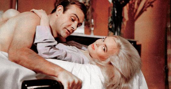 Napětí, humor a erotika – to byl JAMES BOND v podání Seana Conneryho – v Goldfingerovi (1964)