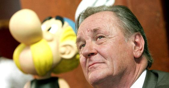 Albert Uderzo je mrtev. Ať žije Asterix!