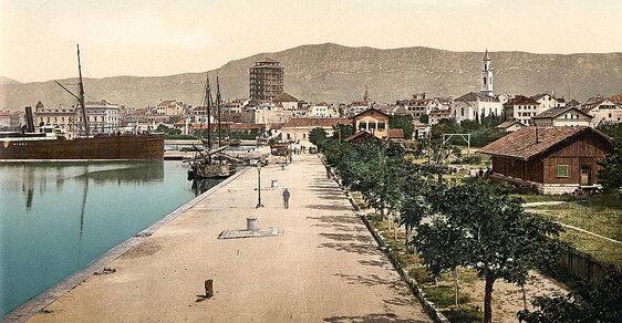 Krása slunné riviéry: Jak vypadalo mezi Čechy oblíbené Chorvatsko na počátku 20. století?