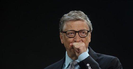 """Bill Gates si bere na paškál nespolehlivý vítr a slunce: Přestaňme si """"honit péra"""" nad obnovitelnými zdroji energie a bateriemi!"""