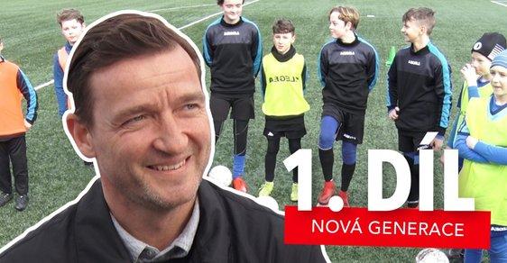 Proč skončila zlatá éra českého fotbalu? Unikátní dokument odhaluje, jak se v Česku pracuje s mládeží