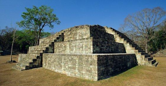 Archeologické toulky po starověkých památkách Střední Ameriky: Copán, Athény Mayů