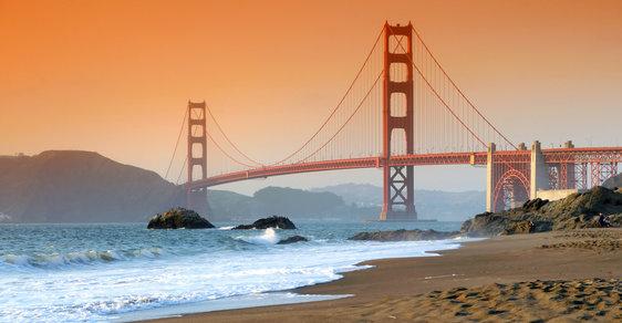 Golden Gate Bridge: Dvojí tvář slavného sanfranciského mostu