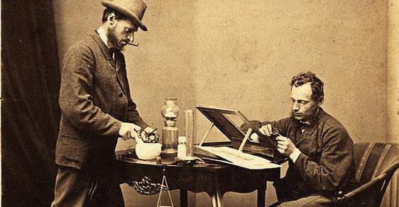 Zapomenutý pionýr české fotografie. Před 180 lety se narodil Ignác Šechtl