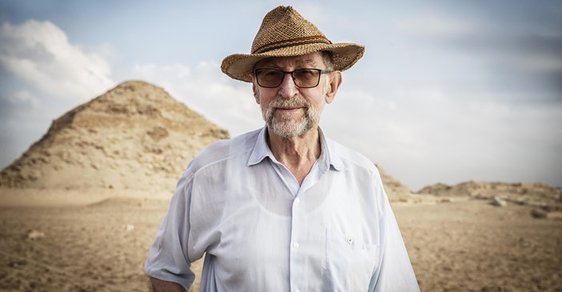 Raneferefova pyramida nám poskytla obrovské množství nálezů prioritního významu, říká Miroslav Verner