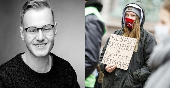 Zpověď pátečního stávkaře za klima aneb Spolek elitářů, kteří vůbec nechtějí řešit životní prostředí