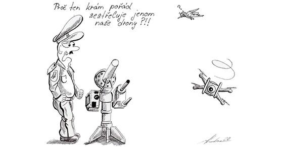 Zápisky českého vězně: Drony mohou do věznic tajně dopravit vše. Dopisy, drogy i zbraně