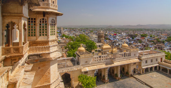 Udajpur: Malebné historické město přezdívané Benátky Orientu je ozdobou indického státu Rádžasthán