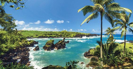 Úžasná příroda, dech beroucí krajiny, nádherné pláže a srdeční lidé. To všechno je Havaj, malý ráj na zemi