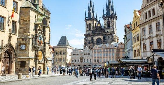 Turismus v Praze zažil volný pád o 94 %. Šance vybudovat ho znovu od základů?