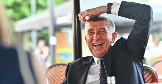 Andrej Babiš v boji o Senát hází ručník do ringu, o mnoha svých nápadech tak může dále jen snít