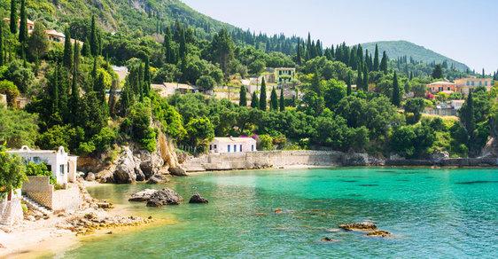Ostrov jednoho šťastného dětství aneb Po řeckých stopách spisovatele a zoologa Geralda Durrella