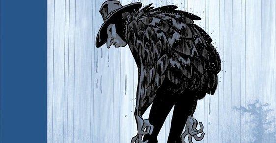 Chcete-li prchat před démony, padělání dokumentů není dobrý nápad, napovídá komiks Načmáranec