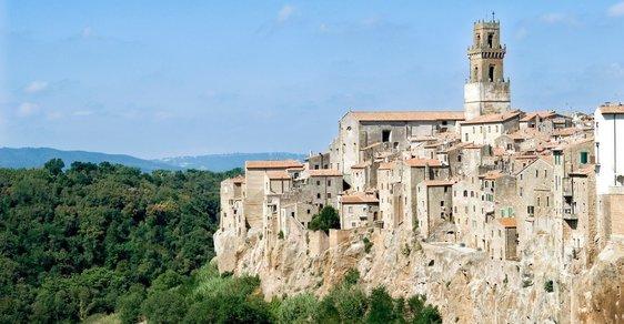 Pitigliano: Italské městečko přezdívané Malý Jeruzalém, ve kterém  mezi křesťany a židy panovaly vždy vřelé vztahy