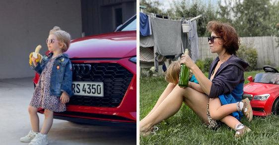 Test Audi: Pokud na obrázku nevidíte sexuální dračice s falickými symboly, tak jste perverzní
