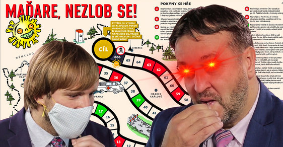 Maďare, nezlob se! Deskovka Reflexu, v níž vás odměníme za podvádění a vláda si ji za rámeček nedá
