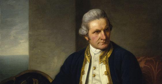 """James Cook: Objevitel Havajských ostrovů, kde byl nazýván """"bílým bohem"""". Poté jej domorodci zavraždili"""
