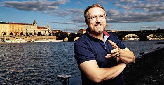 Ekonom Roman Češka: Žijeme novou kapitolu dějin lidských průserů