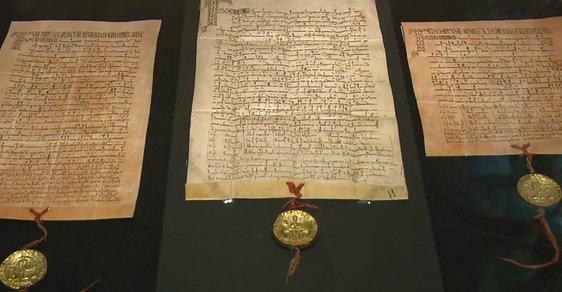 Zlatá bula sicilská: 26. září se navždy zapíše do historie naší země i učebnic dějepisu