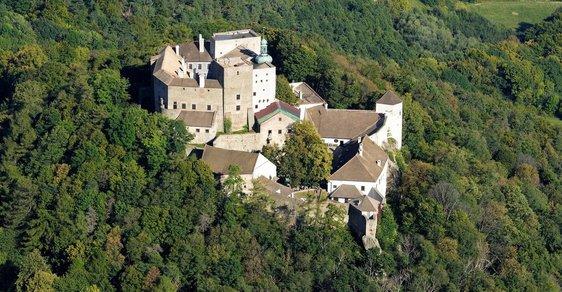 TOP 10: Po hradech a zámcích ve Zlínském kraji