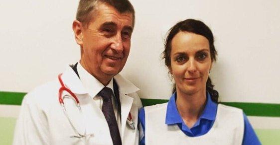 Jak by vypadlo, kdyby šli členové vlády pomáhat do nemocnice? Babiš by udával doktory, Havlíček by zkolaboval