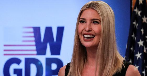 Ivanka Trumpová: Nejmocnější žena Bílého domu má podnikatelský talent a snad i prezidentské ambice