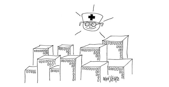 Marek Stoniš: Čtyři dny, které (ne)otřásly naším zdravotnictvím