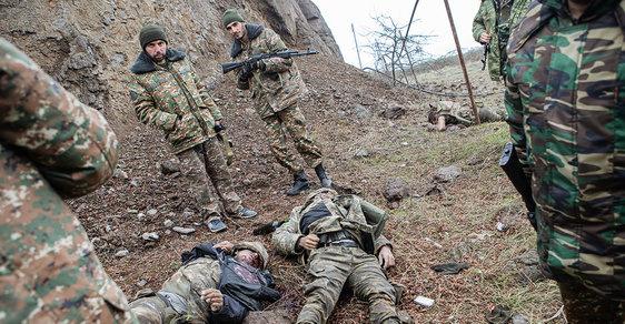 Vítězové a poražení aneb Čtyřiačtyřicetidenní válka o Náhorní Karabach skončila