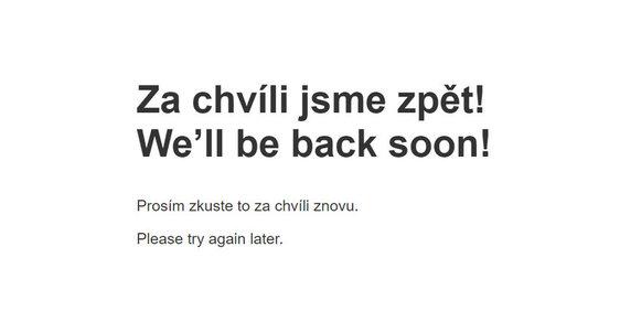 Ooops, něco se nepovedlo! Stručné dějiny IT projektů v Česku