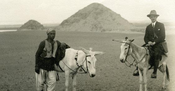 Češi, pyramidy a mumie aneb Neuvěřitelné úspěchy českých egyptologů