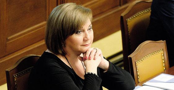 Podvody ministryně Schillerové: Z finanční pomoci ekonomice stát uvolnil jen zlomek