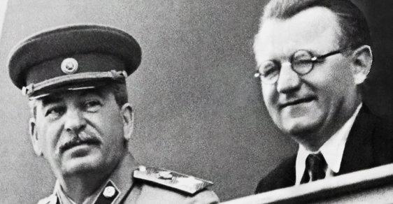 Brutalitu okoukal přímo od Stalina: Gottwald si vládu naplánoval už v raných letech