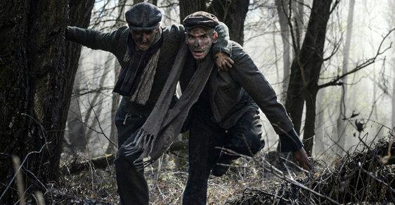 Holokaust a rap. Na Oscara nominovaný film Zpráva představuje titulní píseň, chce oslovit mladé